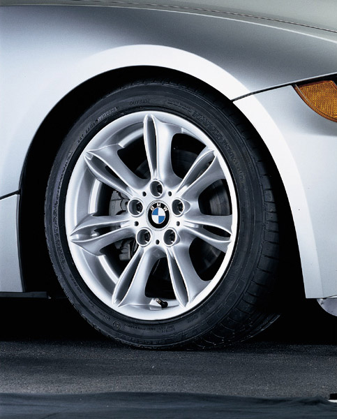 Z4 E85 E86 Fs Bmw Oem Wheels Rims Z4 Style 103 Twin Spoke